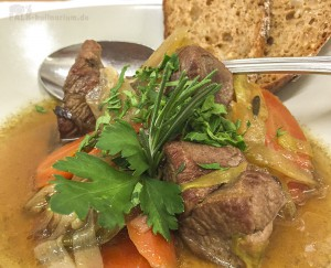 Lammfleisch Irish Stew